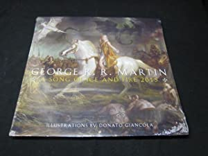 2015 A Song of Ice and Fire Calendar: Martin, George R.R.