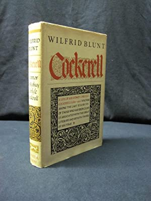 Cockerell: A Life of Sydney Carlyle Cockerell 1867-1962: Blunt, Wilfrid