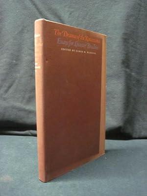 The Drama Of The Renaissance: Essays For Leicester Bradner: Blistein, Elmer M.