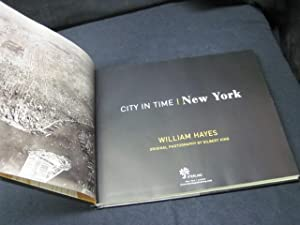 City in Time: New York: Hayes, William; King, Gilbert