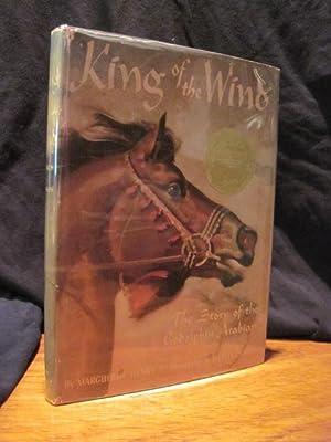 King of the Wind: Henry, Marguerite; Dennis,