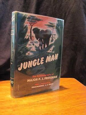 Jungle Man: Pretorius, P.J.