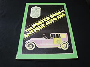 The Poster Book of Antique Auto Ads: Garrett, Howard