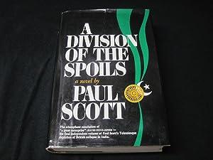 A Division of the Spoils: Scott, Paul