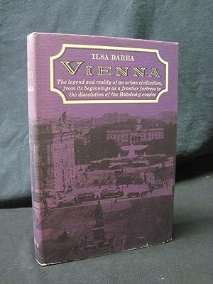 Vienna: Barea, Ilsa