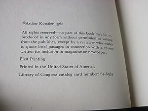 The Lotus and the Robot: Koestler, Arthur