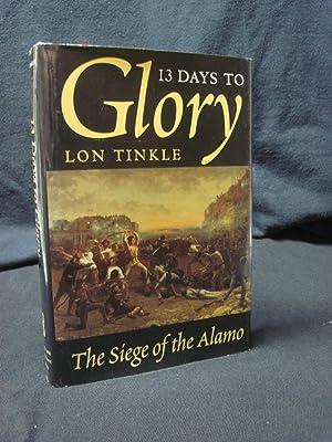 13 Days to Glory: The Siege of the Alamo: Tinkle, Lon