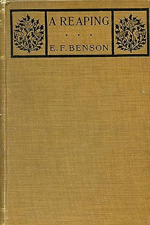 A REAPING: BENSON, E.F.