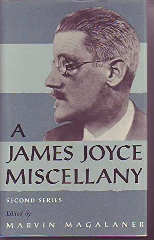 A JAMES JOYCE MISCELLANY. SECOND SERIES