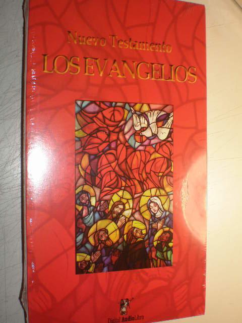 Los Evangelios. Digital audio, estuche con 8 CD's ( Biblia de Navarra )