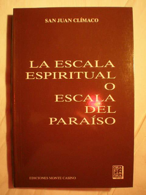 La escala espiritual o escala del Paraíso.: San Juan Clímaco