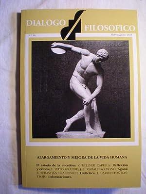 Diálogo Filosófico Nº 86. Alargamiento y mejora: José Luis Caballero