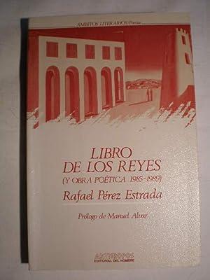 Libro de los Reyes ( y obra: Rafael Pérez Estrada