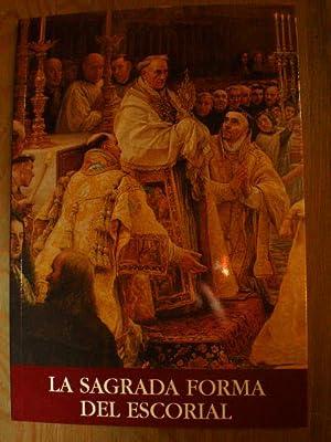 La Sagrada Forma del Escorial: Benito Mediavilla Martín, OSA