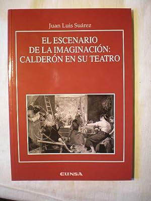 El escenario de la imaginación: Calderón en: Juan Luis Suárez