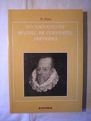 Documentos de Miguel de Cervantes Saavedra: Krzysztof Sliwa
