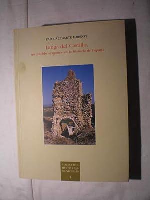 Langa del Castillo. Un pueblo aragonés en la historia de España: Pascual Diarte ...