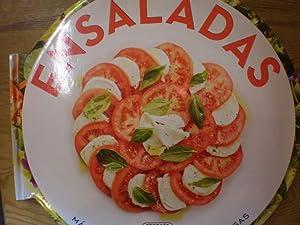 Ensaladas. Más de 55 ensaladas deliciosas: Carla Bardi