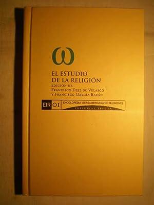 El estudio de la religión: Francisco díez de