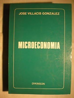 Microeconomía: José Villacis González