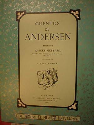 Cuentos de Andersen: Andersen