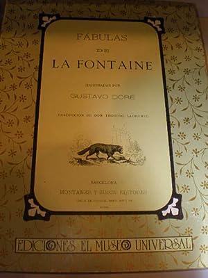 Fabulas de La Fontaine: La Fontaine