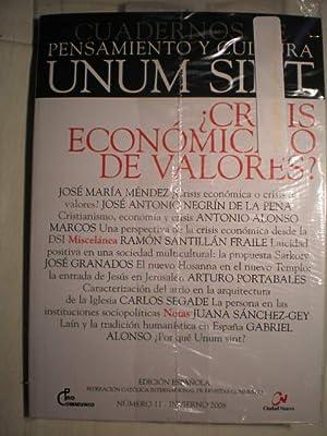 Cuadernos de pensamiento y cultura Unum Sint.: José María Méndez;