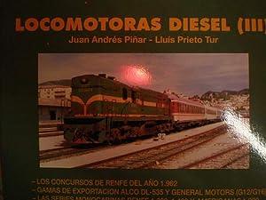 Locomotoras Diesel III - Los concursos de Renfe del año 1962 - Gamas de expotación ...