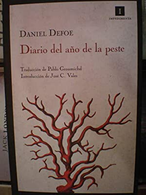 Diario del año de la peste (Impedimenta) (Spanish Edition)
