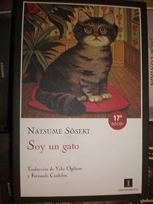 Soy un gato: Natsume Soseki