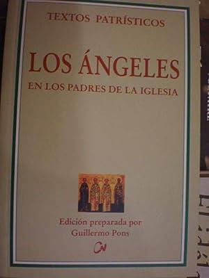 Los ángeles en los Padres de la: Guillermo Pons (