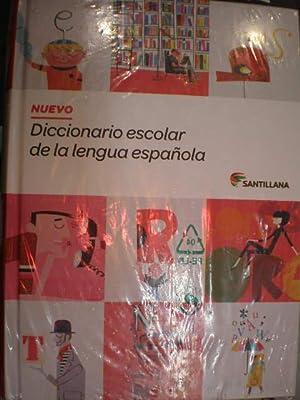 9788468001579 - Nuevo Diccionario Escolar De La Lengua