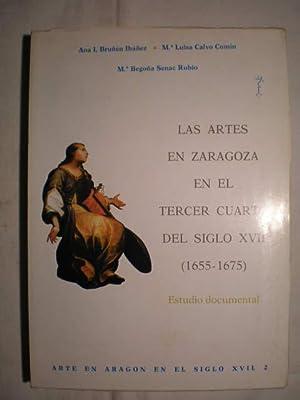 Las artes en Zaragoza en el tercer: Ana Isabel Bruñén