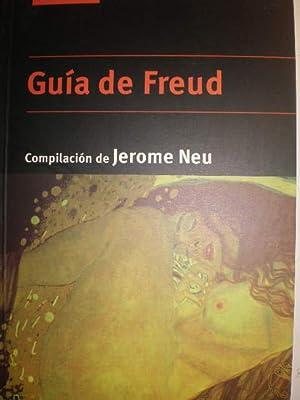 Guía de Freud: Jerome Neu (