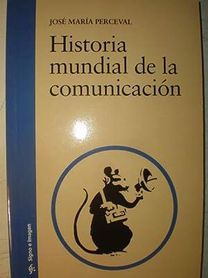 Historia mundial de la comunicación: José María Perceval