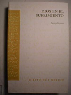 Dios en el sufrimiento: Armin Kreiner