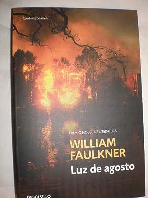 Luz de agosto: William Faulkner