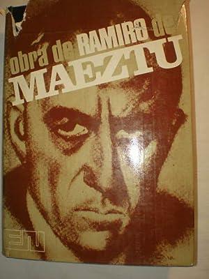 Obra de Ramiro de Maeztu ( Obras Completas): Ramiro de Maeztu