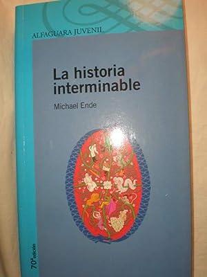 La historia interminable: Michael Ende