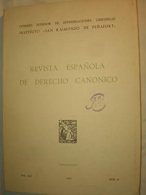 Revista Española de Derecho Canónico 86 -: Lamberto de Echeverrá