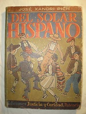 Del solar Hispano: José Xandri Pich