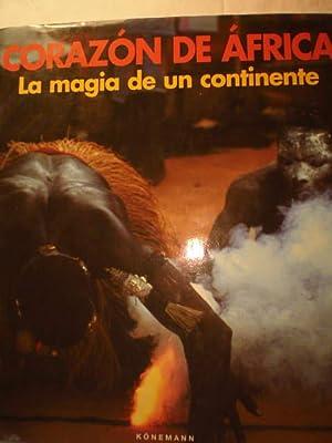 Corazón de Africa. La magia de un continente: Klaus E. Müller - Ute Ritz Müller