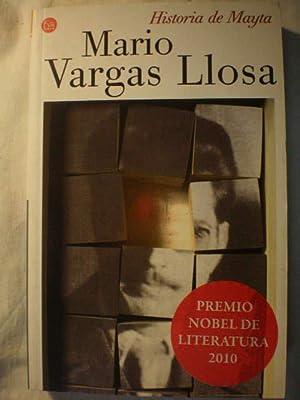 Historia de Mayta: Mario Vargas Llosa