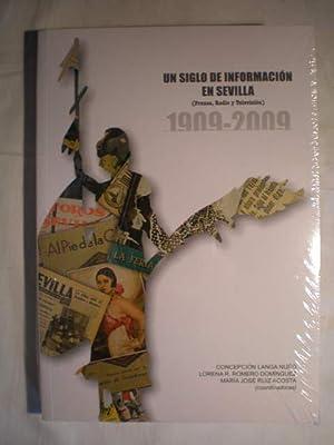 Un siglo de información en Sevilla (prensa,: Concepción Langa Nuño;