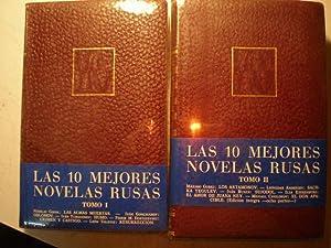 Las 10 mejores novelas rusas ( 2: Nikolai Gogol -