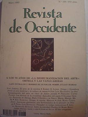 Revista de Occidente Nº 168 - Mayo: José Jiménez -
