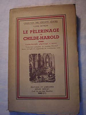 Le pelerinage de Childe-Harold Roman: Lord Byron