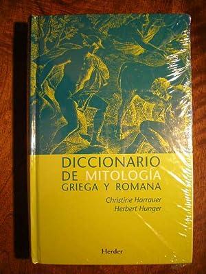 Diccionario de mitología griega y romana: Christine Harrauer; Herbert Hunger