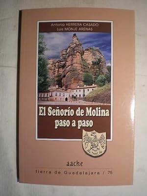 El Señorío de Molina paso a paso: Antonio Herrera Casado;