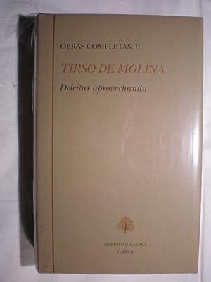 Obras Completas. Tomo II.: Tirso de Molina